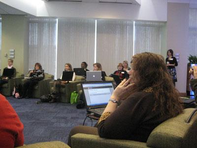 Bloggers seminar