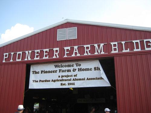 Pioneer Farm Blog